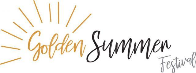 Golden Summer Festival (Schriftzug)